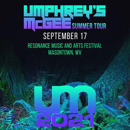 09/17/21 Resonance Music & Arts Festival, Masontown, WV
