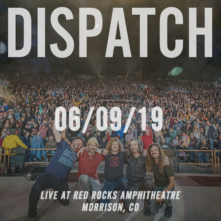 06/09/19 Red Rocks Amphitheatre, Morrison, CO
