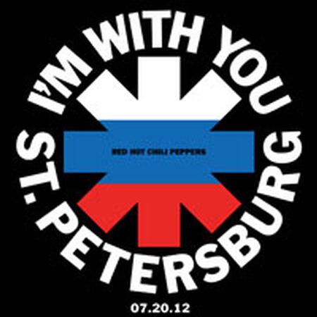 07/20/12 Petrovsky Stadium, St. Petersburg , RU