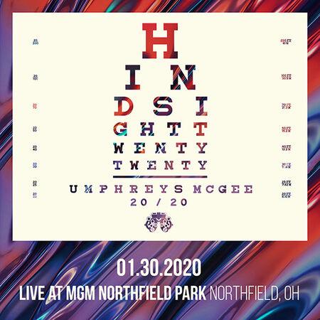 01/30/20 MGM Northfield Park, Northfield, OH