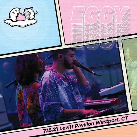 07/15/21 Levitt Pavillion For the Performing Arts, Westport, CT