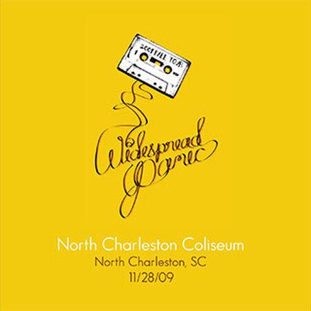 11/28/09 North Charleston Coliseum, North Charleston, SC