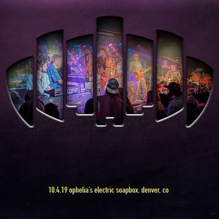 10/04/19 Ophelia's Electric Soapbox, Denver, CO