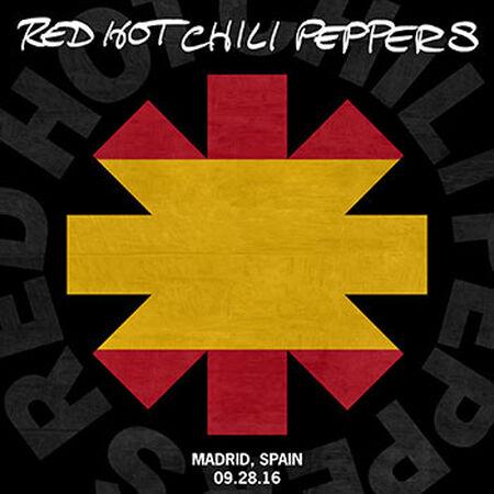 09/28/16 Barclaycard Center, Madrid, ES
