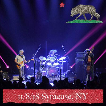 11/08/18 Landmark Theatre, Syracuse, NY