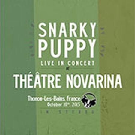 10/10/15 Theatre Novarina, Thonon-Les-Bains, FR