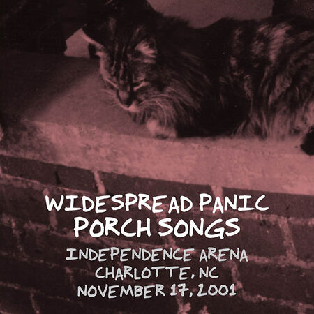 11/17/01 Independence Arena, Charlotte, NC