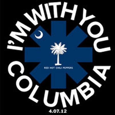 04/07/12 Colonial Life Arena, Columbia, SC