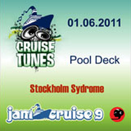 01/06/11 Pool Deck, Jam Cruise, US