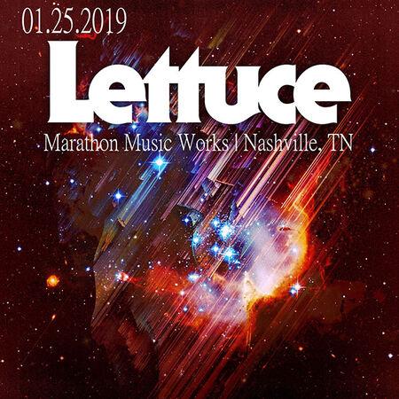01/25/19 Marathon Music Works, Nashville, TN