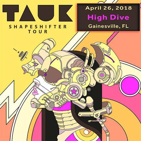 04/26/18 Hive Dive, Gainesville, FL