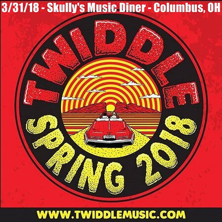 03/31/18 Skully's Music Diner, Columbus, OH