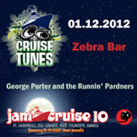 01/12/12 Zebra Bar, Jam Cruise, US