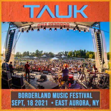 09/18/21 Borderland Music Festival, East Aurora, NY