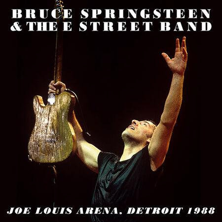 03/28/88 Joe Louis Arena, Detroit, MI