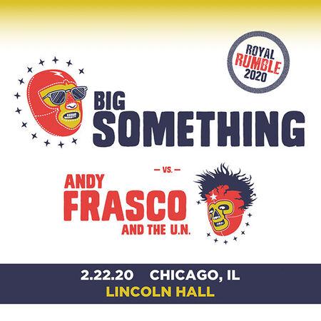 02/22/20 Lincoln Hall, Chicago, IL