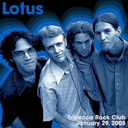 01/29/05 Tribeca Rock Club, New York, NY