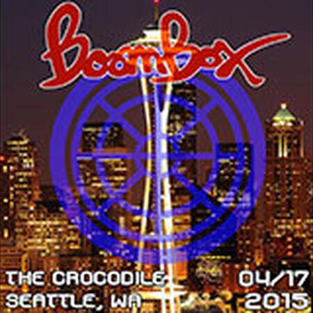 04/17/15 Crocodile, Seattle, WA