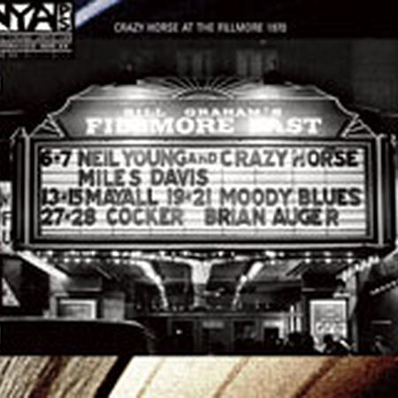 03/06/70 Live At The Fillmore East - Fillmore East, New York, NY