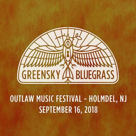 09/16/18 Outlaw Music Festival, Holmdel, NJ
