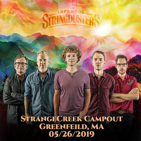 05/26/19 StrangeCreek Campout, Greenfield, MA