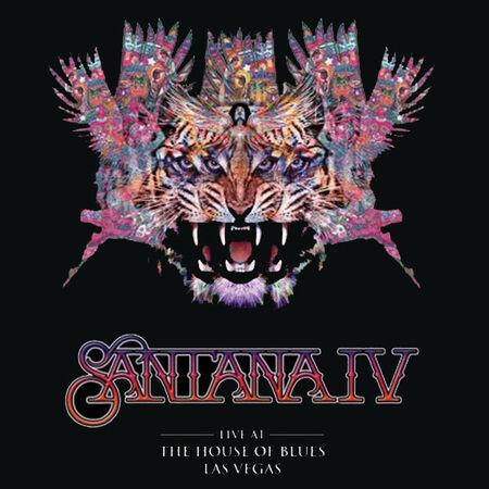 03/21/16 Santana IV: The House Of Blues, Las Vegas, NV