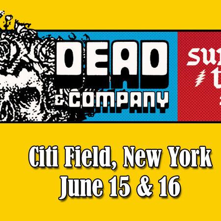 06/15/18 Citi Field, New York, NY