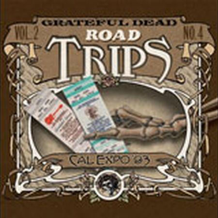 05/26/93 Road Trips Vol 2, No 4: Cal Expo, Sacramento, CA