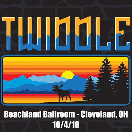 10/04/18 Beachland Ballroom, Cleveland, OH