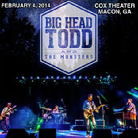 02/04/14 Cox Theater, Macon, GA