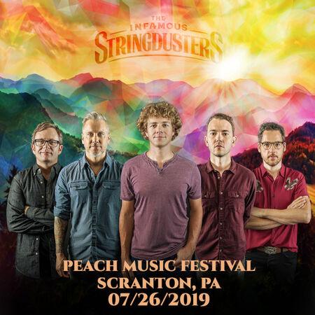 07/26/19 The Peach Music Festival, Scranton, PA