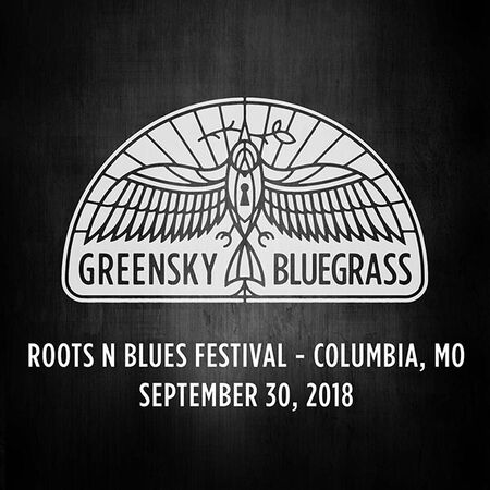 09/30/18 Roots N Blues Festival, Columbia, MO