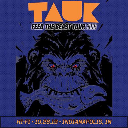 10/26/19 HI-FI, Indianapolis, IN