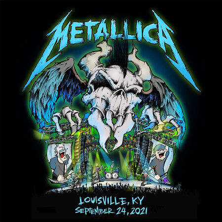 09/24/21 Louder Than Life at Highland Festival Grounds at KY Expo Center, Louisville, KY
