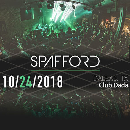 10/24/18 Club Dada, Dallas, TX