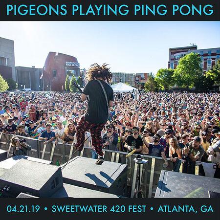 04/21/19 Sweetwater 420 Festival, Atlanta, GA