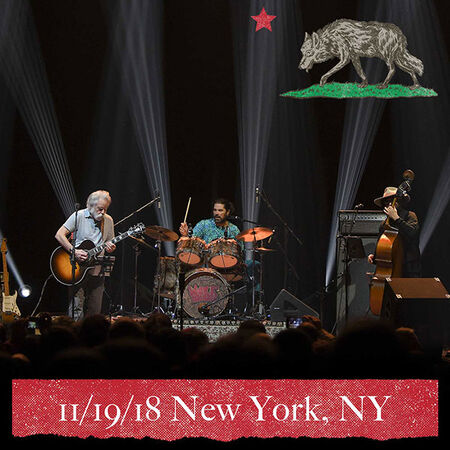 11/19/18 Beacon Theatre, New York, NY
