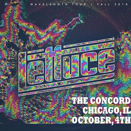 10/04/18 Concord Music Hall, Chicago, IL