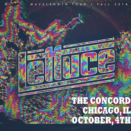 10/04/18 Concord Music Hall, Chicago, IL