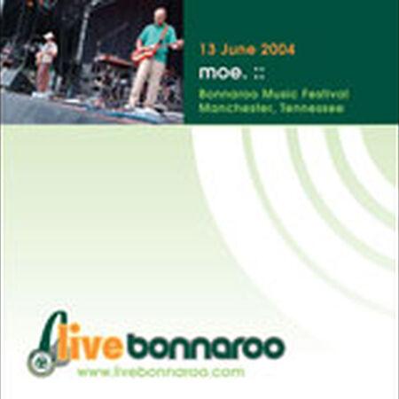06/13/04 What Stage, Bonnaroo, TN