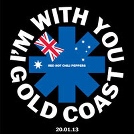 01/20/13 Parklands (Big Day Out), Gold Coast, AU