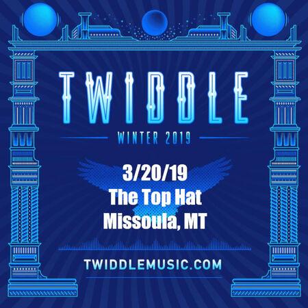 03/20/19 The Top Hat, Missoula, MT