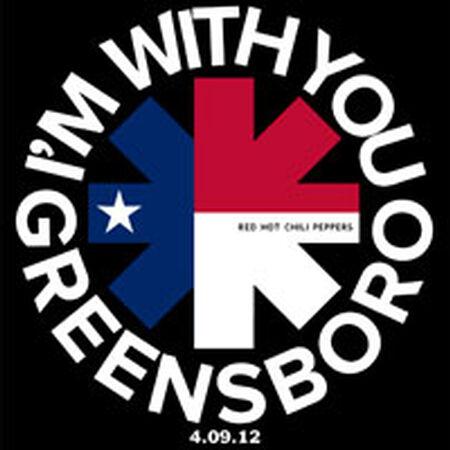 04/09/12 Greensboro Coliseum Complex, Greensboro, NC