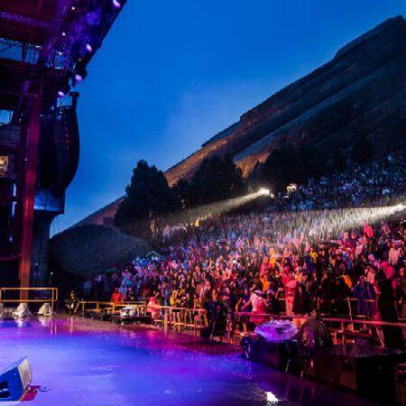 07/27/13 Red Rocks Amphitheatre, Morrison, CO