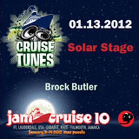 01/13/12 Solar Stage, Jam Cruise, US