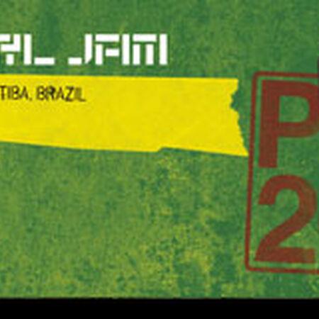 11/09/11 Estadio Parana Do Clube, Curitiba, BR