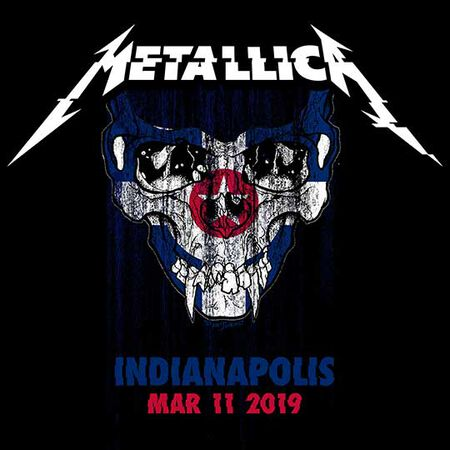 03/11/19 Bankers Life Fieldhouse, Indianapolis, IN