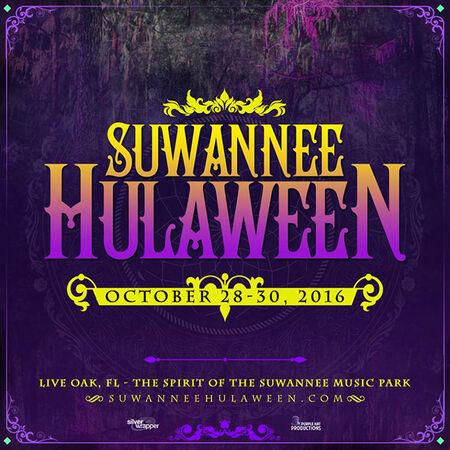 10/29/16 Suwannee Hulaween, Live Oak, FL