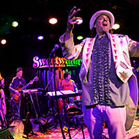 10/12/14 Sweetwater Music Hall, Mill Valley, CA