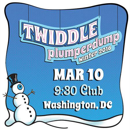 03/10/16 9:30 Club, Washington, DC